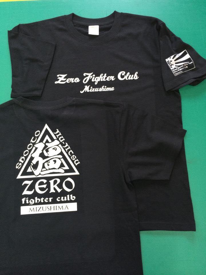 Tシャツ ZERO